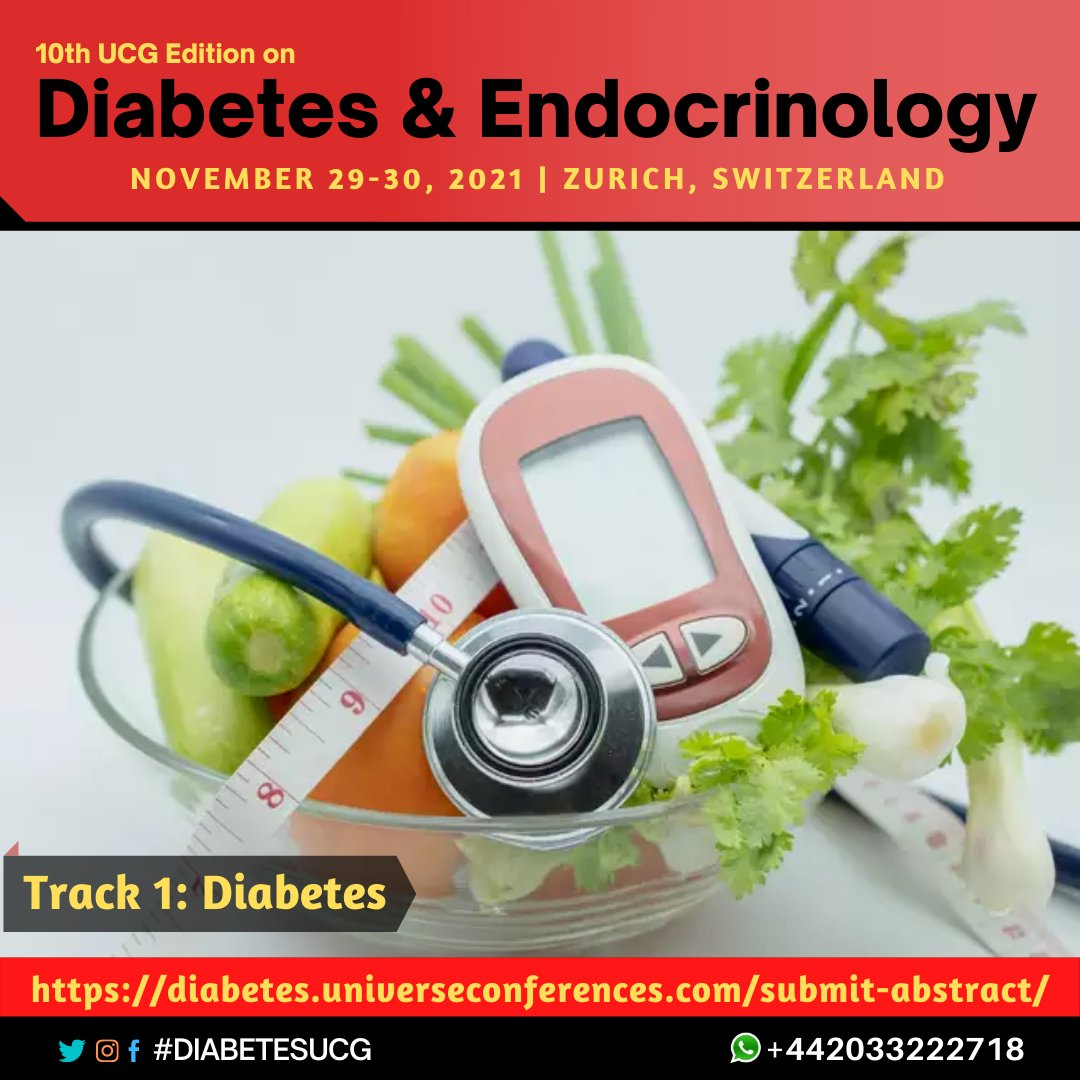 test Twitter Media - #CallforPaper #DiabetesUCG invite you to submit your research work for presentation at https://t.co/GGPV2cAdGJ See you @ #Zurich  #Diabetes #Endocrinology #Healthcare #Diabetologists #Endocrinologists  #Endocrine #DiabetesCare #Type2diabetes #Prediabetes #Gestationaldiabetes #CME https://t.co/BzrR3q8eIJ