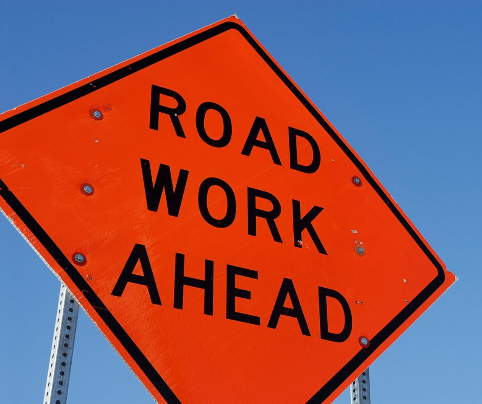 One lane traffic on York Rd today and tomorrow. Crews are doing a repair about a mile up from the York bridge. They are installing rip rap on the creek side to stabilize the bank & will be piloting one lane traffic. Please obey traffic control signs and people. Thanks!