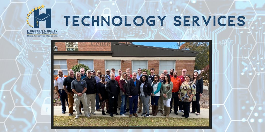 Today we celebrate National IT Professionals Day.  Meet our awesome Technology Services team!