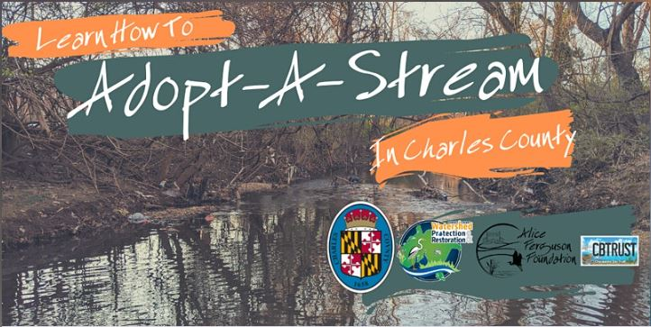 There's still time to join this virtual workshop & learn how to track trash in our county's waterways. Register at . @AliceFerguson @baytrust
