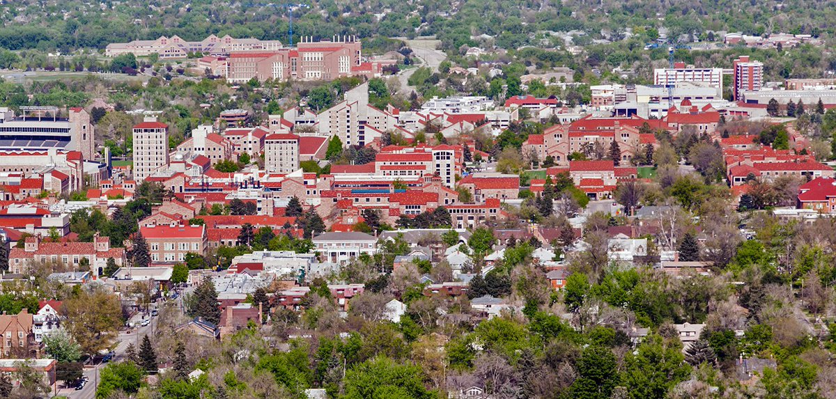 Public Health, CU, and the City of Boulder Respond to Increase in COVID Cases. In the last two weeks there has been a significant increase in the number of Boulder County residents who have tested positive for COVID-19. Read the full release at: .