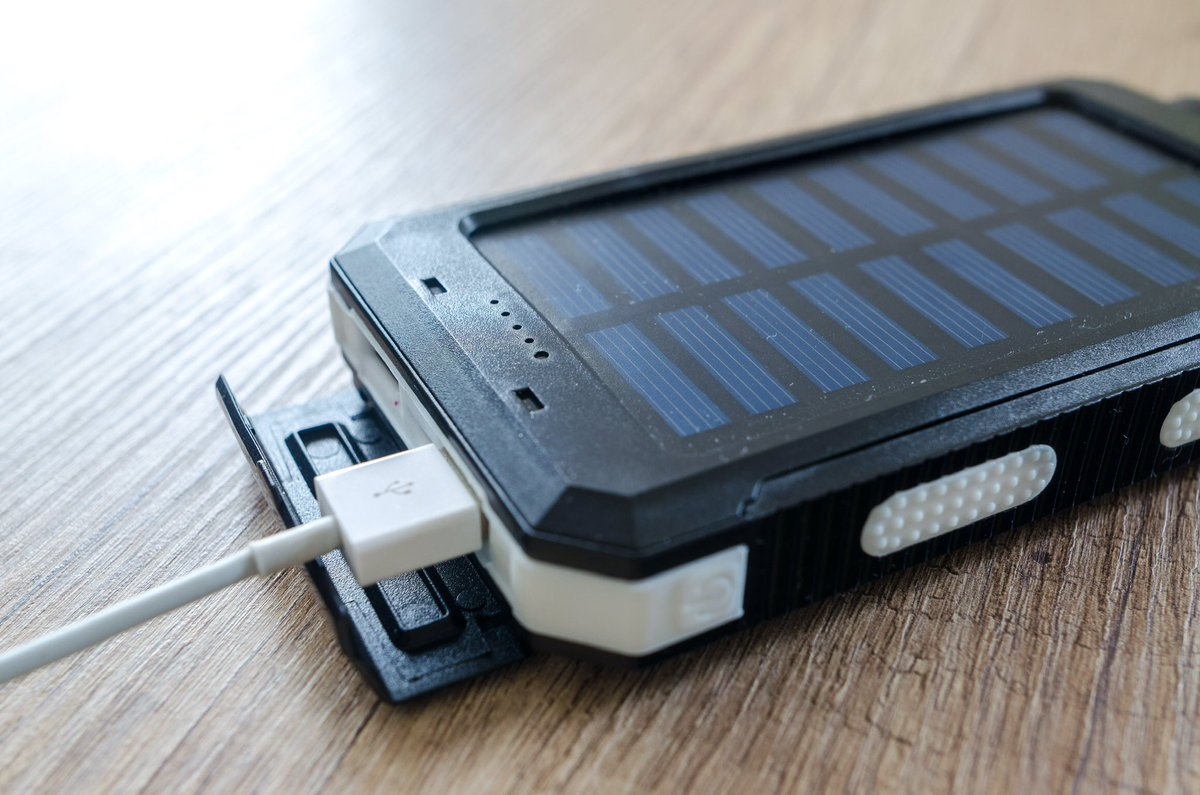 Make sure you have ways to keep your mobile devices charged if there is a disaster. Consider adding portable chargers, solar chargers and/or car chargers to your emergency kit. #NationalPreparednessMonth #DisastersWontWait #BeReady