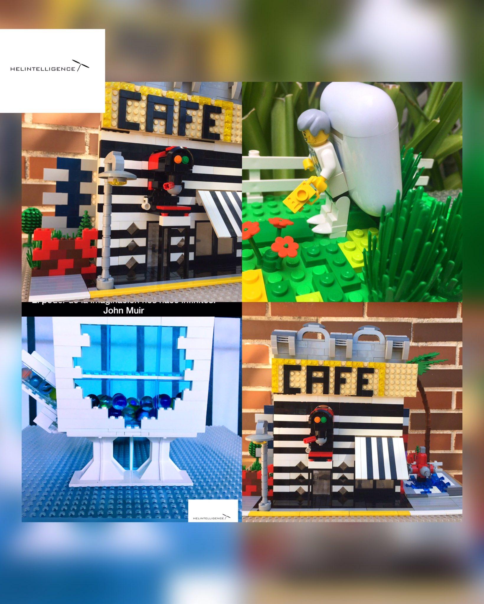 Si quieres poner una maqueta de Lego en tu vida o quieres validar una idea sobre un producto o un servicio,  contáctanos #LEGO #9septiembre #FelizMiercoles https://t.co/Q36njDPIr5