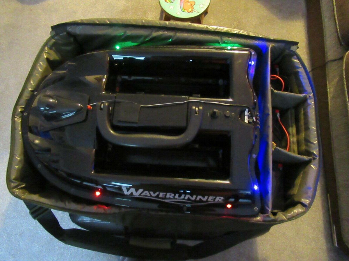 Ad - Waverunner  Bait Boat & Lucky Fish Finder  On eBay here -->> https://t.co/RRqXx9eUS3