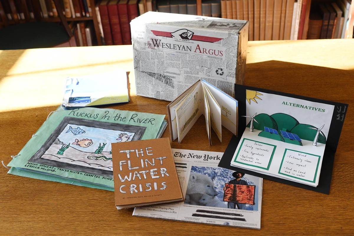 test Twitter Media - #DYK Wesleyan University has more than 1,000 artist's books in our Special Collections & Archives? Hear more from the archivists of @Wesleyan_Lib: https://t.co/gwjkKNKmIX #WesCreative https://t.co/ViGimxSrb4