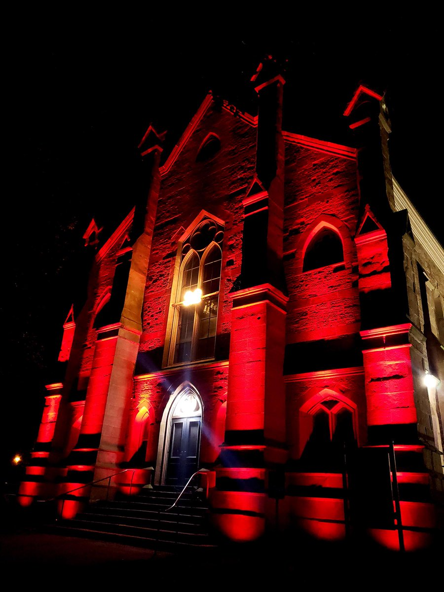 test Twitter Media - On Sept. 1, members of the Wesleyan community participated in the #RedLightRESTART Day of Action by illuminating the Patricelli '92 Theater and @WesCFA Theater in red to show support and solidarity to colleagues in the entertainment industry.  Read more: https://t.co/lmEAdxAs7N https://t.co/8p45DzAp8J