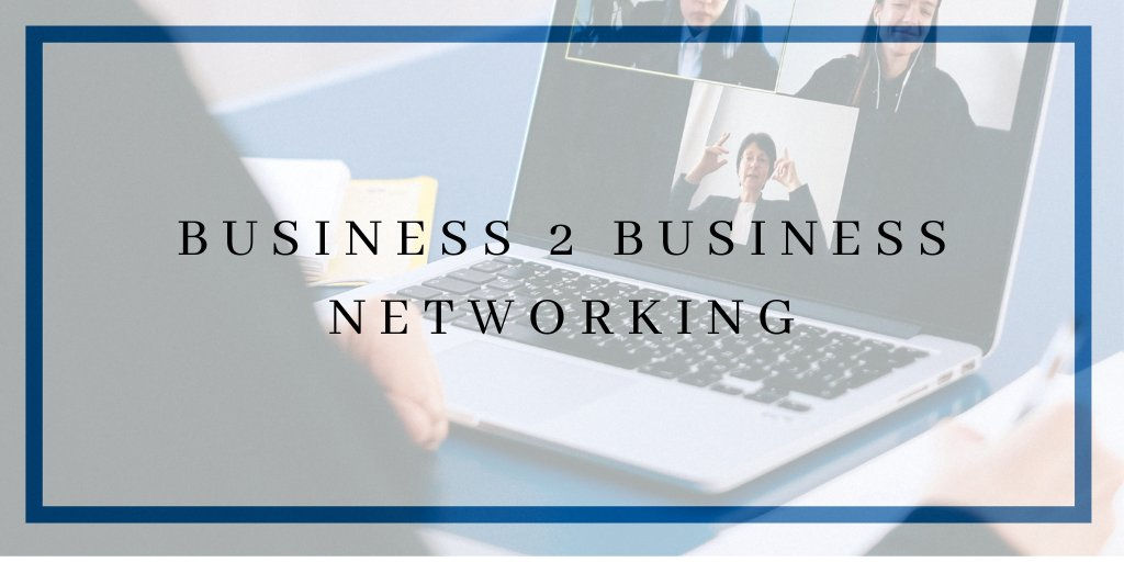 We're bringing Business 2 Business Networking back - but virtually! Get the chance to introduce yourself and your business to up to twenty business professionals - we'll also be recording the presentations so we can share with everyone on social media!