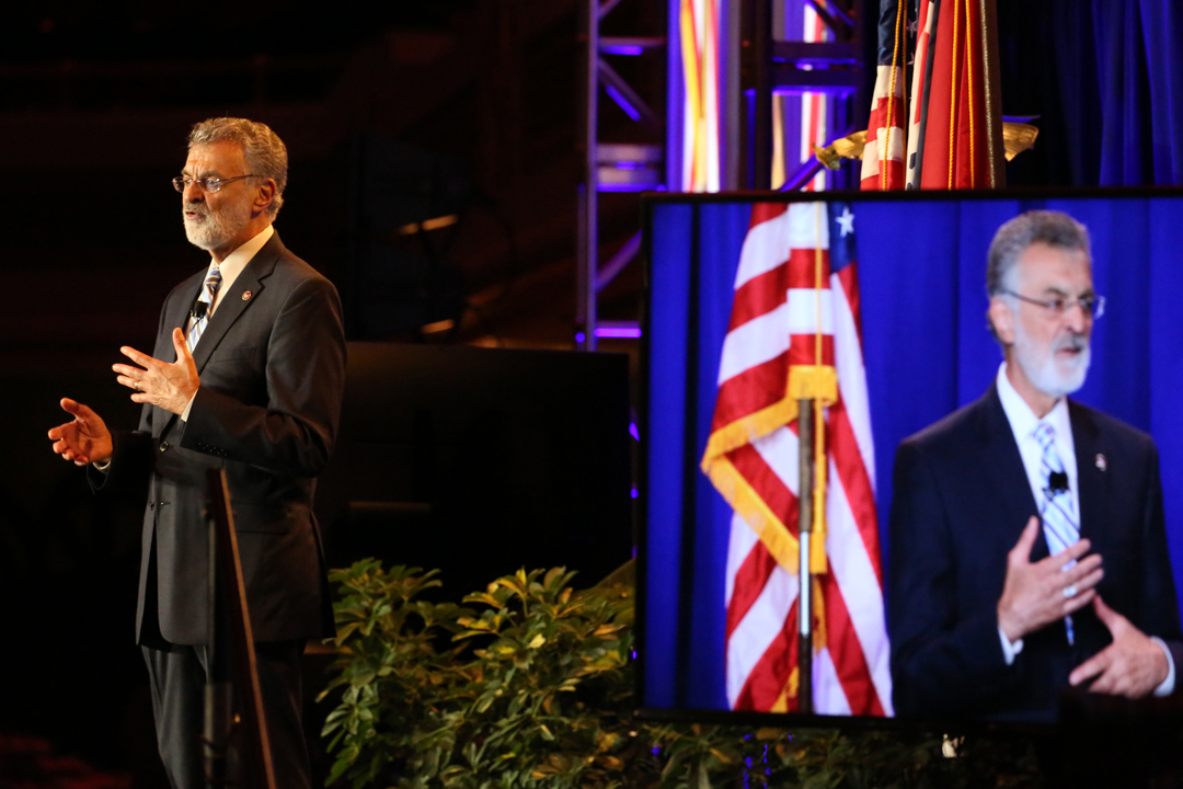Save the Date! Mayor Jackson's #CLESOTC2020 address is on Oct. 8 at 6pm. In adherence to safe social distancing guidelines, this year's event will be held on social media, @TV20Cleveland and via phone.   Register here: