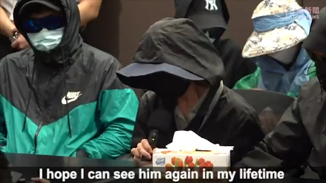 Desperate, hopeless and depressed, a mother of #12hkyouths burst into tears when telling her son is sick w/o medicine in #China's prison, with no updates nor access to lawyers for 2 weeks. She just wants to see her son one more time in her life. #save12hkyouths #SaveTheChildren