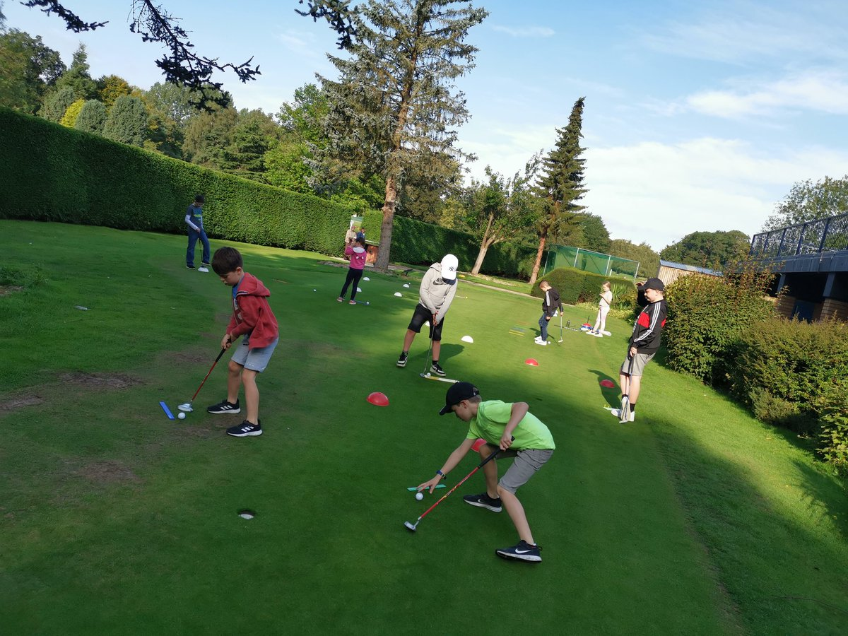 test Twitter Media - Another great weekend of IPGC Junior Coaching.⛳🏌️♂️  Lots of putting drills set up using the @ColourPathGolf concept as we work our way through @GolfRootsHQ Junior Golf Passport. 🟡🔵🟢🔴👌 Added a bit of pressure to some of the putt 😉⛳  #JuniorGolf #GrowTheGame @MidlandsGolfer https://t.co/GXDfG10rYM