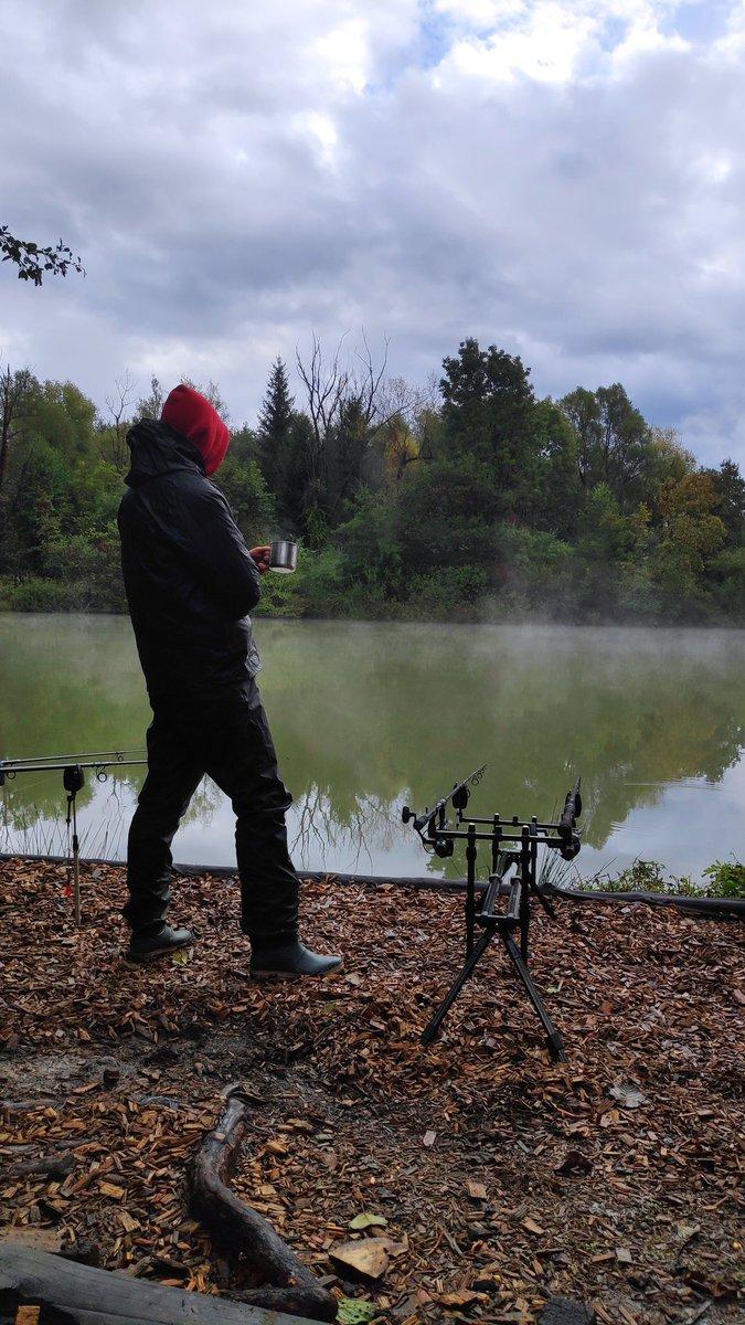 Good <b>Morning</b> everyone!  #fishing #angling #carp #catfish #carpfishing #slovenia https://t.co/