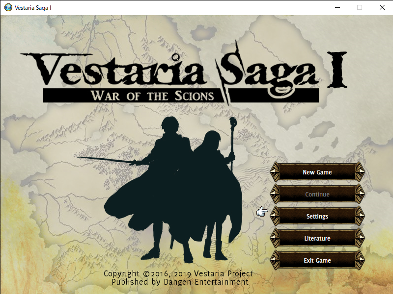 test ツイッターメディア - ヴェスタリアサーガI: 亡国の騎士と星の巫女。最初は日本語版で始めたけど英語版のVestaria Saga I: War of the Scionsでやり直した。日本語版にはない「Enemy Range Guide」の機能があってプレイの快適性が段違い。英語版SRPG Studioだとタイトル画面でも設定が弄れる上に変更可能な項目も豊富。 https://t.co/d5xZRis9YK