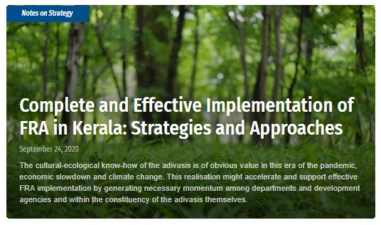 "test Twitter Media - The article ""Complete and Effective Implementation of FRA in Kerala: Strategies and Approaches"" published this week on University Practice Connect, Azim Premji University  https://t.co/N20kgVbQoS  @azimpremjiuniv @apupractconnect @working_india @WeAreCRPE @CMOKerala https://t.co/pLOVyZf5yK"
