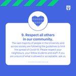 RT @dundeeuni: 9. Respect all others https://t.co/g7VqtKZnH1