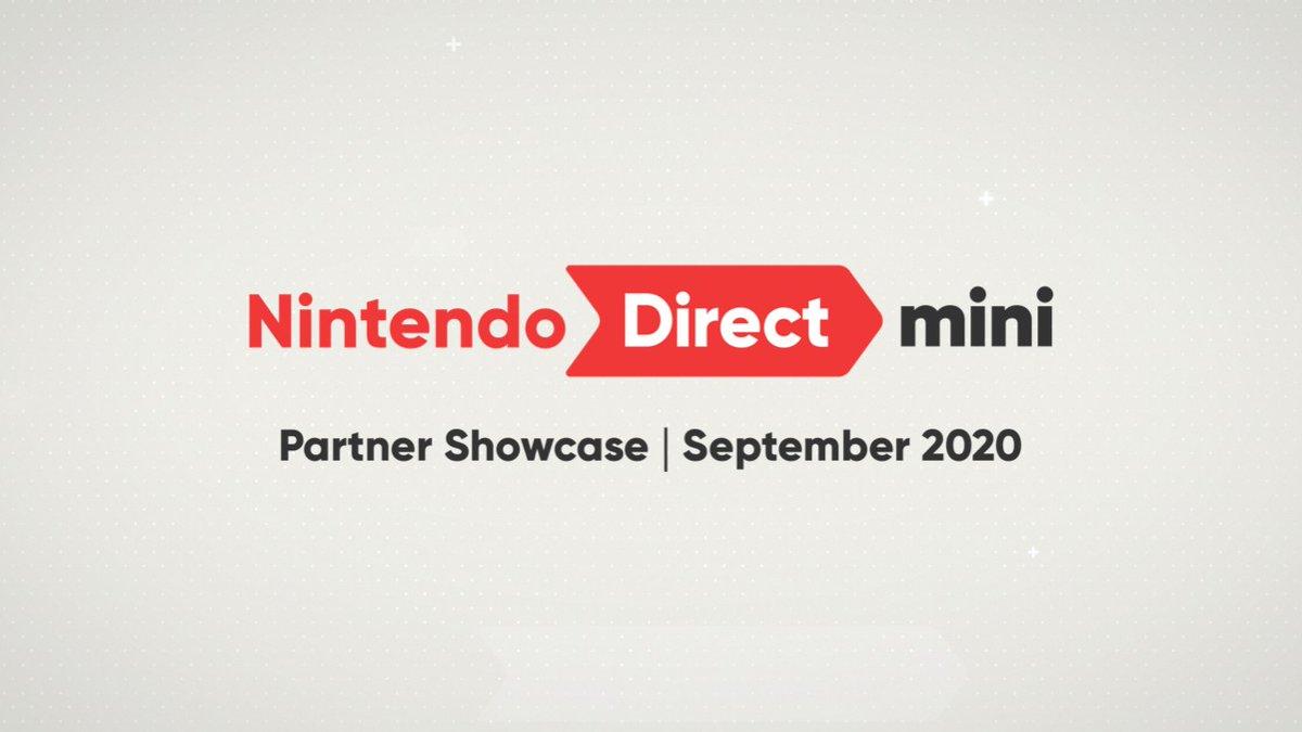 Nintendo Direct Mini: Partner Showcase To Air Tomorrow  #NintendoDirect #Nintendo