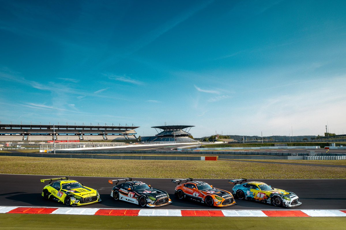 test Twitter Media - Here we go! It's been a long time coming this year, but finally T-1 week, the @MercedesAMG Army ready to rock the ring! Looking forward to making some more noise with the Haupt Racing Team. https://t.co/N6VlTel6Ek