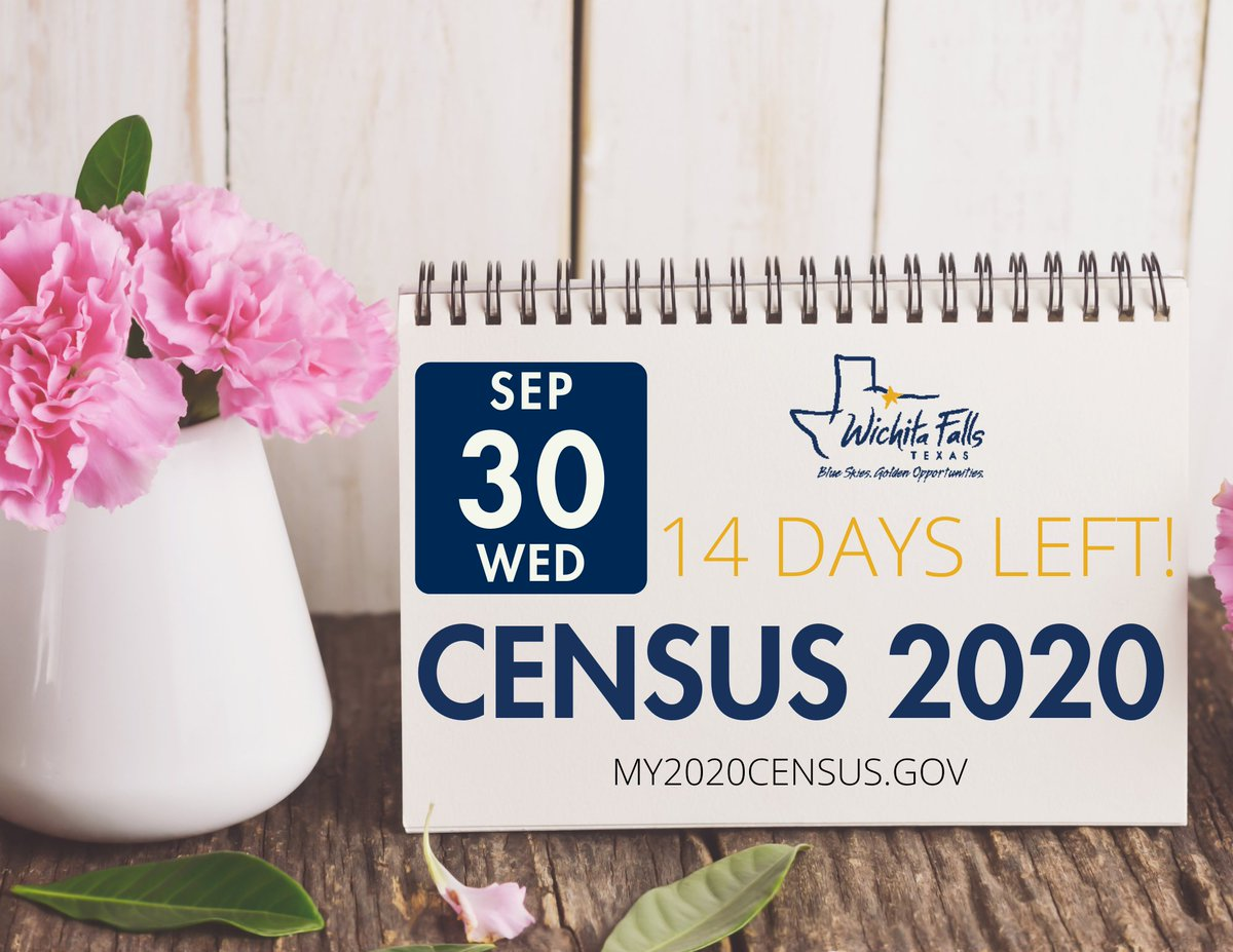 The Census determines everything from the funding of our schools to the number of representatives our state can send to Congress and the deadline is September 30. Fill it out today, and make sure your friends, neighbors, and co-workers have filled it out too!   #everyonecountswf