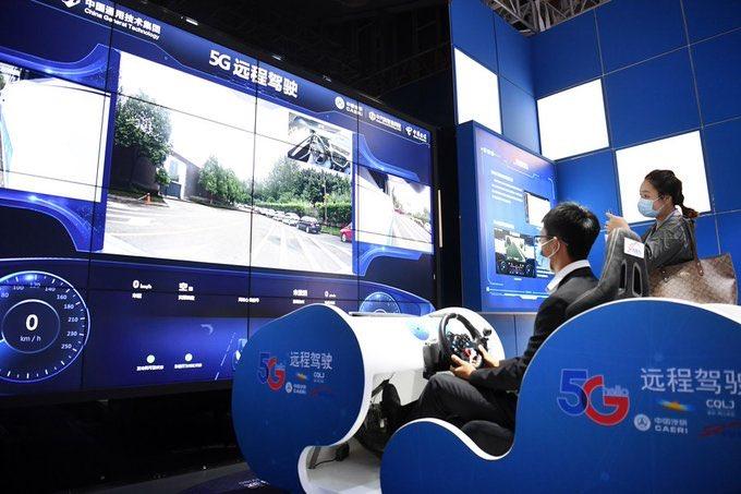 La Expo Smart #China Online 2020 ya ha sido inaugurada en #Chongqing. Un total de 551 empresas e instituciones, incluidas 148 compañías internacionales, participan en las exhibiciones en línea de productos #inteligentes y manufactura inteligente.   Más ➡️