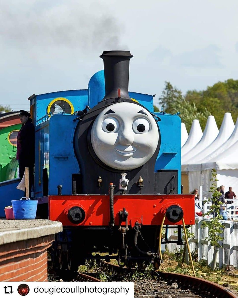 test Twitter Media - RT @bonessrailway: Who misses this cheeky little blue engine at B&KR this year?  #SupportOurSRPS   ^JS https://t.co/zXsPhwlj8l