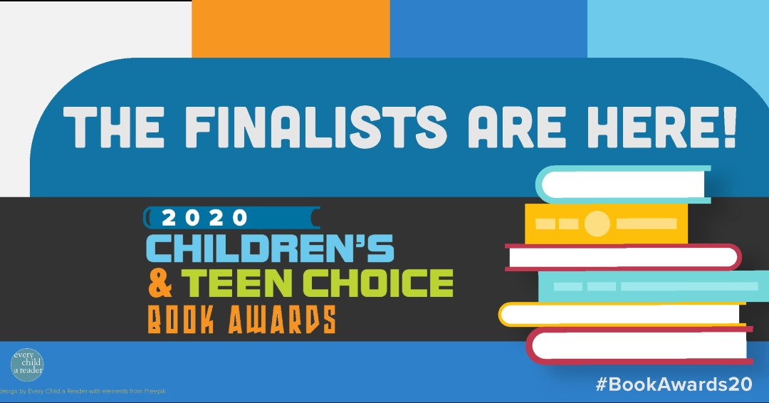 The Children's & Teen Choice Book Awards are the only national book awards voted on only by kids and teens. Now through Nov. 15, young readers can voice their opinions about the books being written for them by voting for the 2020 winners.