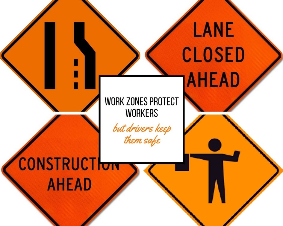 Always avoid distractions while driving through work zones & keep workers safe! Learn more about #WorkZoneSafety here:  #My35