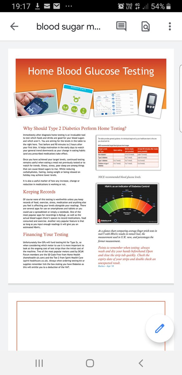 test Twitter Media - #reversingdiabetes #T2D #type2 in 6 easy steps  1) invest in a blood glucose monitor and download mysugr app 2) follow attached guidelines re testing 3) keep a food diary 4) eliminate foods that spike you 5) you will probably find good use for attached swap list! 6) drink water https://t.co/K12uCHceXt