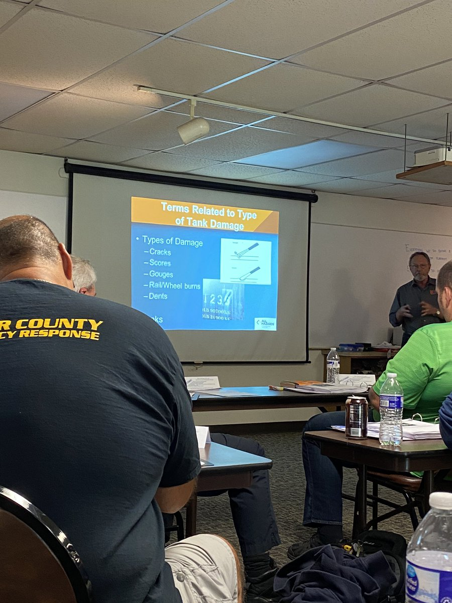#Hazmat training class #BeaverCounty