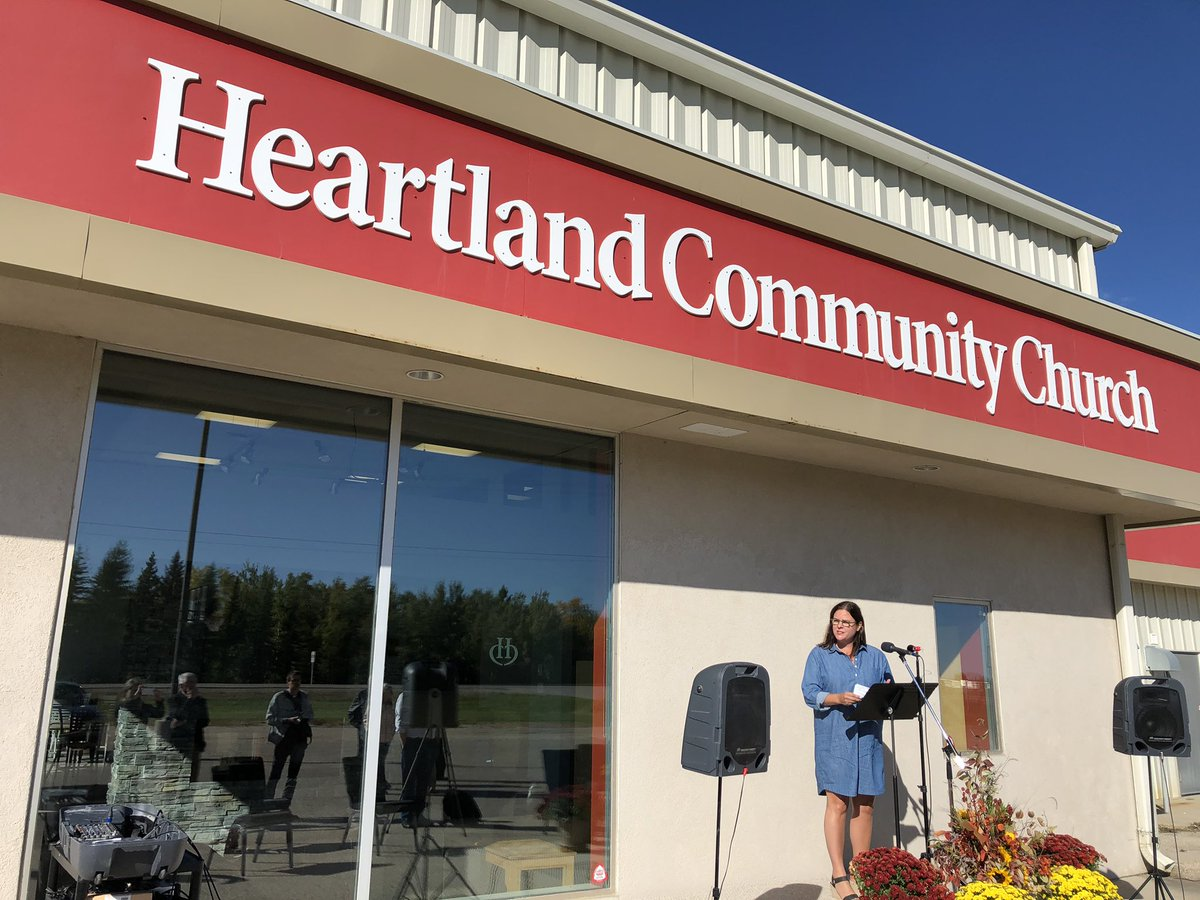 test Twitter Media - Our government continues to invest in child care. Great to be out in Landmark with Bob Lagasse, MLA for Dawson Trail, to announce over $286K in capital funding for a new child care centre at Heartland Community Church, creating 32 new spaces for the community! #mbpoli https://t.co/jYYu4GgHtk