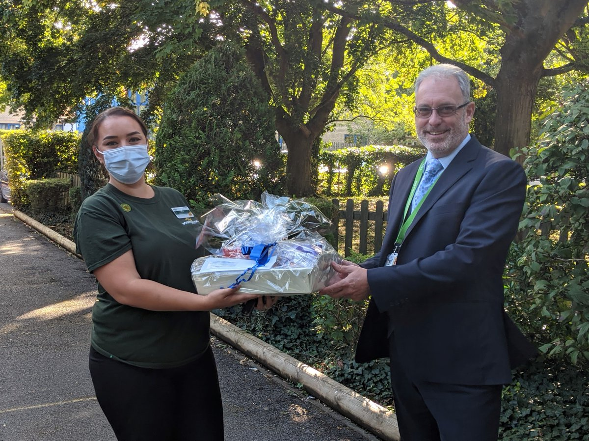 test Twitter Media - A really big thank you to @Morrisons, all the staff at Carterton and their Community Champion Zoe for our Hamper. A lovely gesture of support and a complete surprise! https://t.co/zWiB1Eib8G