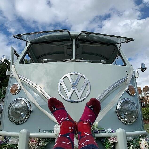 test Twitter Media - 📸 Another shot by @mrsocktastic This time his Ballonet Socks meet a cassic: VW type 2 . Click on the image to see the pattern🧦 🎈 #BallonetSocks #vwtype2 #socksoftheday #sockobsession #sockswag #sock #ballonet #socks #volkswagen #type2 https://t.co/tncARrIf4N https://t.co/WqNdFSwGRr