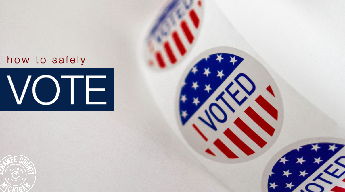 🇺🇸 All precinct polling locations will remain open in each jurisdiction on Nov. 3 for those who wish to cast their vote in person. The Michigan Bureau of Elections will provide all local jurisdictions with PPE and hygiene supplies to ensure that all polling places are sanitised.