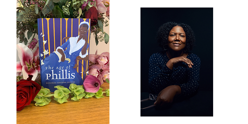 """test Twitter Media - Congratulations to Honorée Fanonne Jeffers! """"The Age of Phillis"""" is long-listed for the 2020 National Book Award! https://t.co/jj82rvIRia  @BlkLibraryGirl @nationalbook @TheGernertCo https://t.co/LPFXGCUPoR"""