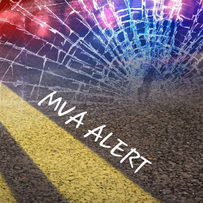 MVA ALERT: Units responding to I84 Westbound prior to exit 69 for an MVA.