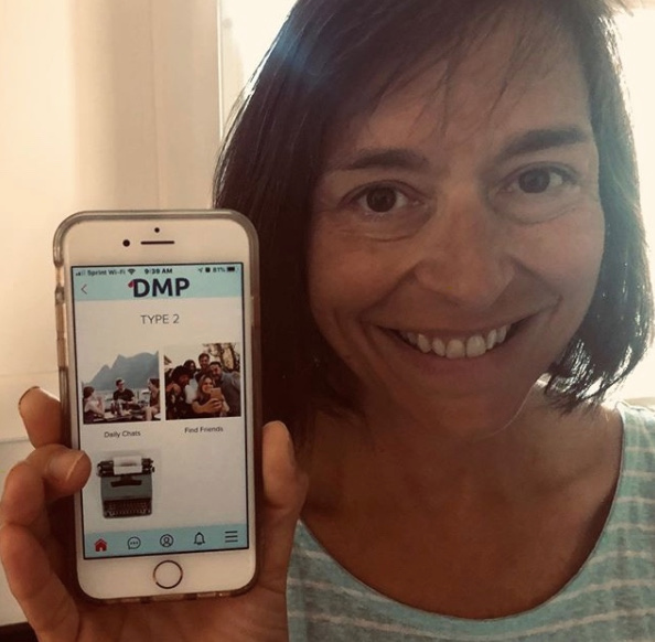 """test Twitter Media - """"This app has allowed me to share my story about conquering my Type-2 diabetes, reading other diabetes warrior's stories, connecting with each other, watching incredible live-streams with professionals, giving tips, etc. """"  #diabetes #type2 #type2diabetes https://t.co/nSziu5e2oo"""