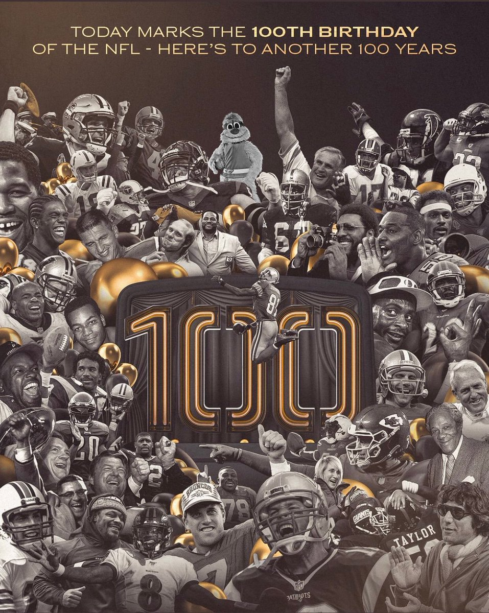 RT @CantonCharge: Congrats on 100, from the town where it all started