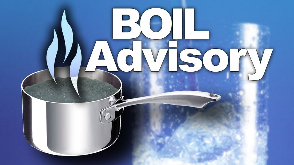 Scioto Co Regional Water District #1, Lucasville has issued a boil advisory for Mead McNeer RD, Ridge LN, & Tick Ridge RD.  This boil advisory is in effect TFN. Customers in these areas are advised to boil drinking water for at least 2 mins to ensure disinfection.
