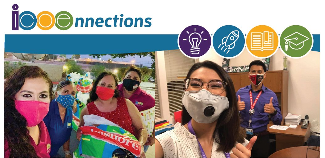 #ICOEnnections, our monthly #newsletter is out! Check out the September 2020 edition: