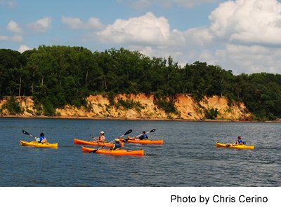 Do you love #paddling? Check out how you can enjoy the historic Chester River Water Trail by kayak or canoe: