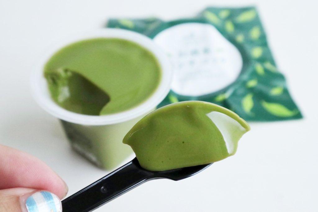 test ツイッターメディア - #MALEBRANCHE / #マールブランシュ 🍵数量限定 🍵店頭販売のみ #お濃茶パンナコッタ 値段失念🐥💦 来年の為に試作的に作ったパンナコッタが店頭のみの限定販売になっていてどーしても欲しくて騒いでいたところ、京都ののりぴょファンの方が送ってくれた🚚🍵🎁 https://t.co/OkDfEYTYCe