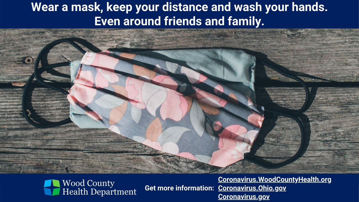 Just because an activity or gathering is taking place, doesn't mean it's safe from COVID-19. Pool parties, wedding receptions and other large gatherings increase the spread of COVID-19 and can get people you know sick. Wear a mask, keep your distance and wash your hands.