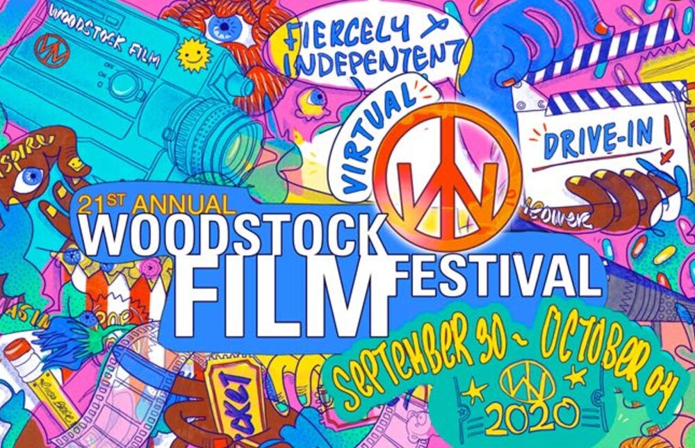 The upcoming @woodstockfilm festival is taking a different approach this year, with virtual events and drive-in screenings at outdoor sites across the Hudson Valley. Read more here:  #Seekforyourself #Woodstock
