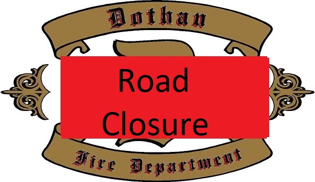 Press Release of intersection road work in Dothan