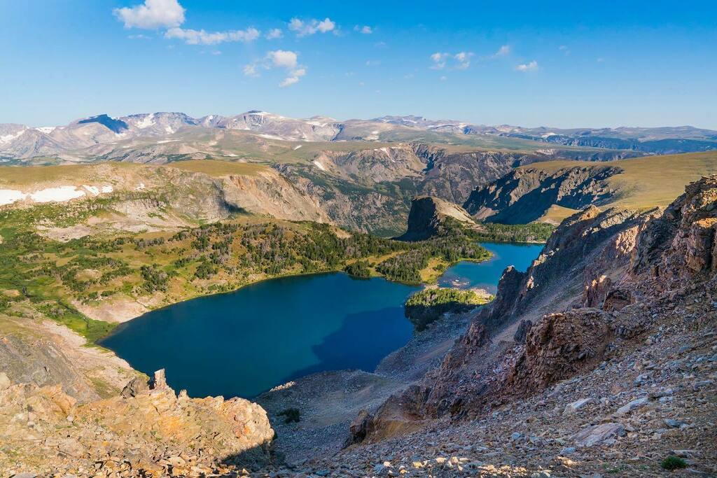 There is still time to enjoy the scenic Beartooth Highway!  . . #VisitBillings #MontanasTrailhead #GreatAmericanRoadTrip #ForgeYourOwnPath #Montana #MontanaMoment #MontanaAware #RoadTrip