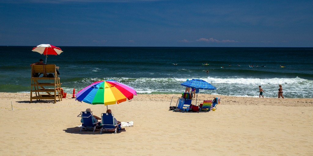 Did you know that certain towns in #MonmouthCounty have extended their beach season? It's important to #KnowBeforeYouGo!