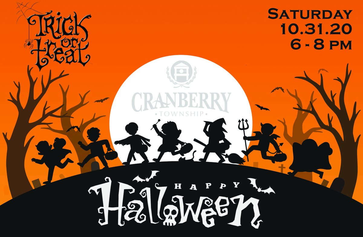 Cranberry Township will keep tradition and celebrate Halloween from 6-8 p.m. Saturday, October 31. The Township is leaving it up to residents to decide whether to participate or not.   Read more: