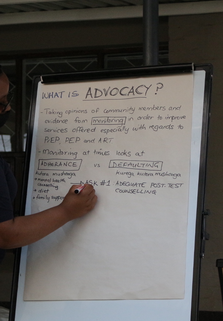 test Twitter Media - GALZ held a discussion on community-led advocacy & monitoring. Input will inform future programmes. Points raised incl. multi-level balanced programming that addresses community needs beyond SRHR & education with regards to PrEP, PEP and ART adherence in a post-lockdown world. https://t.co/0yc3YbHRW5