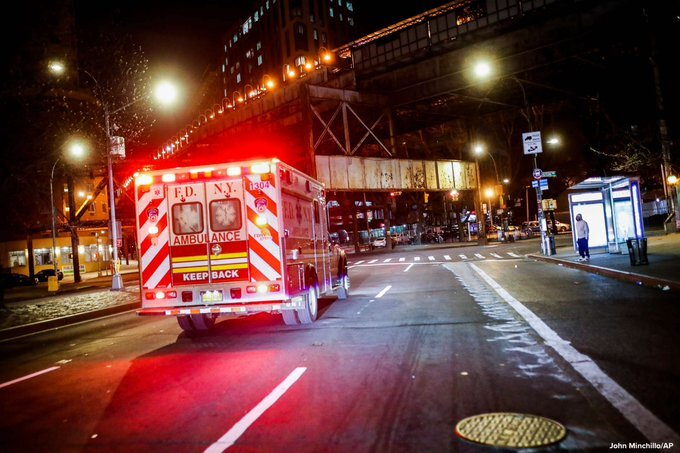 "NEW: COVID-19 ""tragically represents the largest mass fatality incident in modern NYC history,"" report says."