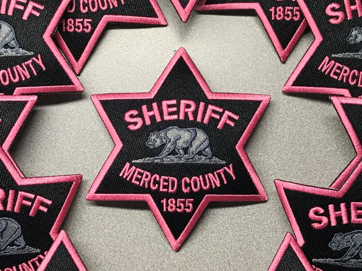 OUR NEW PINK PATCHES ARE HERE!!!