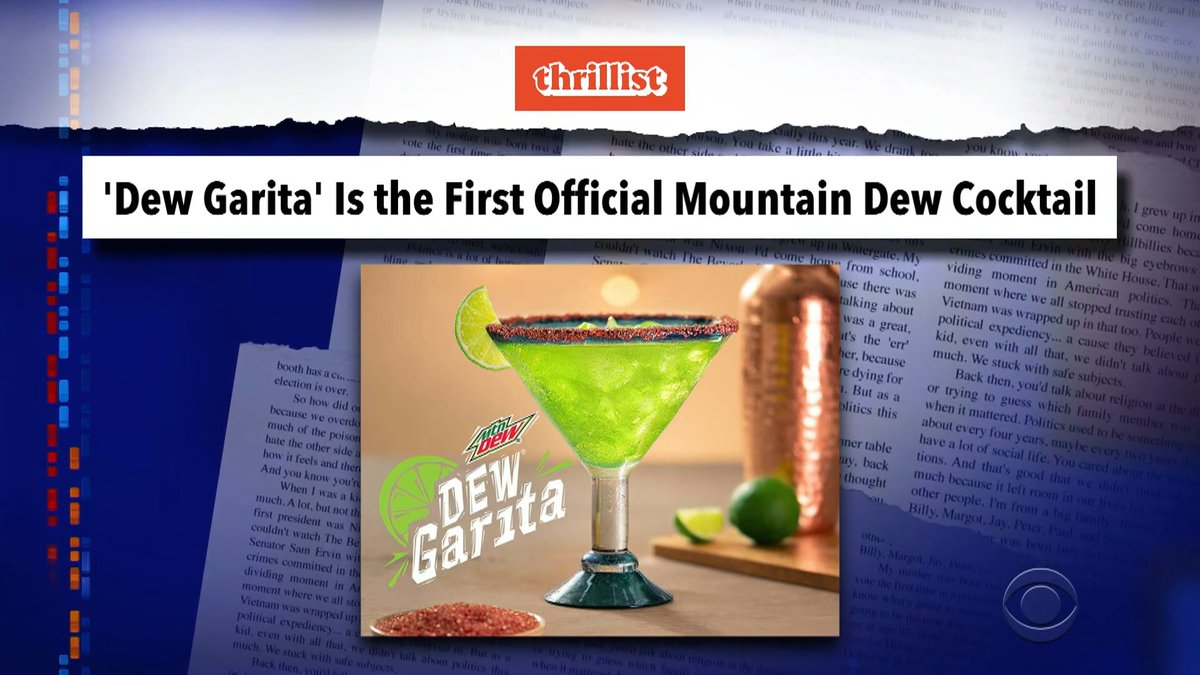 Who's ready for a new type of Mountain Dew? #Quarantinewhile