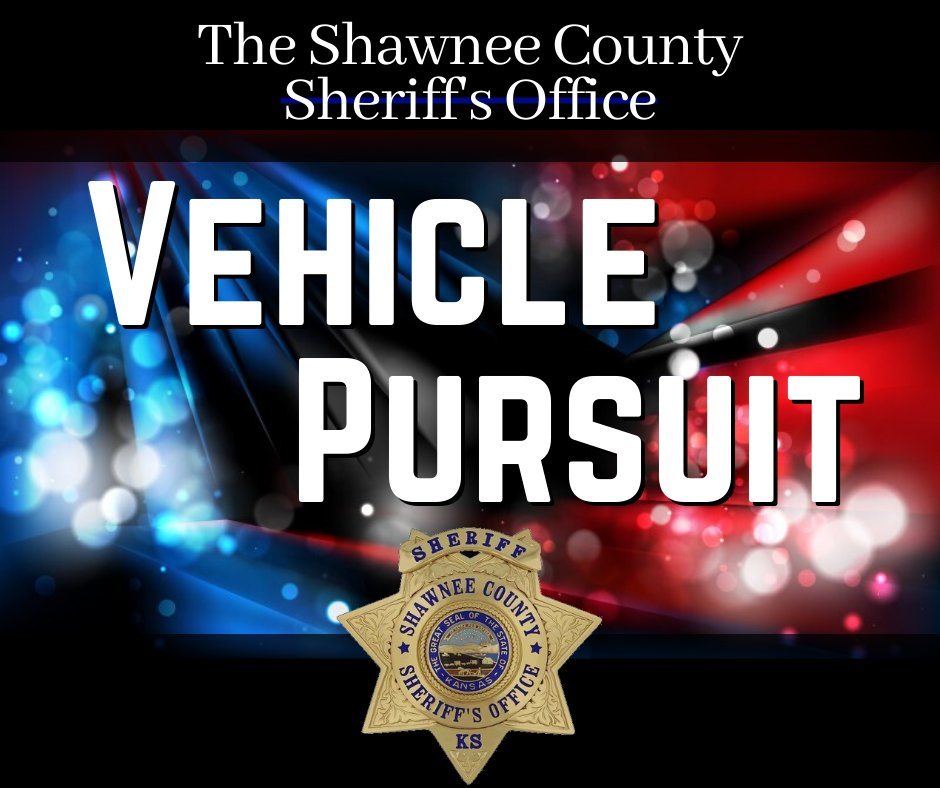 Sheriff Brian C. Hill announces Bryan A. Bostick (27) is in custody and facing multiple traffic charges following a vehicle pursuit early this morning that near NE Seward Avenue and NE Rice Road.